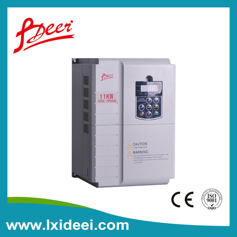 7.5kw 380V 17A AC DC Frequency Inverter, VFD for Water Pump