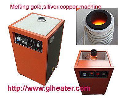 Melting Furnace -Induction Heater -Induction Furnace