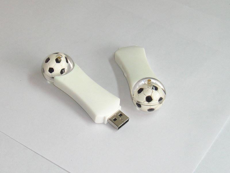 OEM USB Flash Drive Football USB Stick Flash Disk USB Memory Card USB 2.0 Flash Drive Pen Drive Memory Stick Thumb