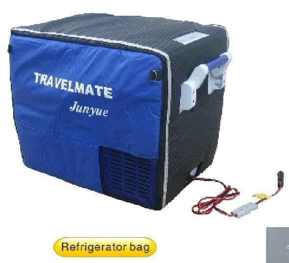 DC 12V 24V Mini Portable Camping Car Refrigerator