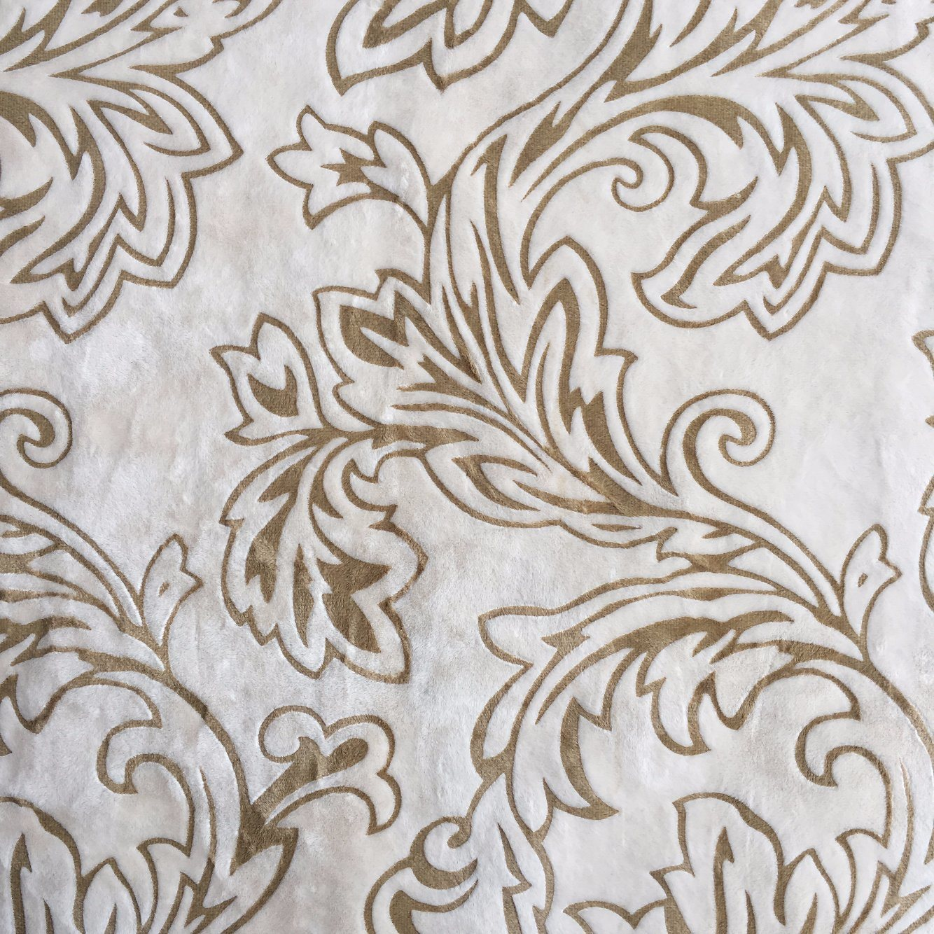 New 100%Nylon Single Flocked Fabric (YS1702)