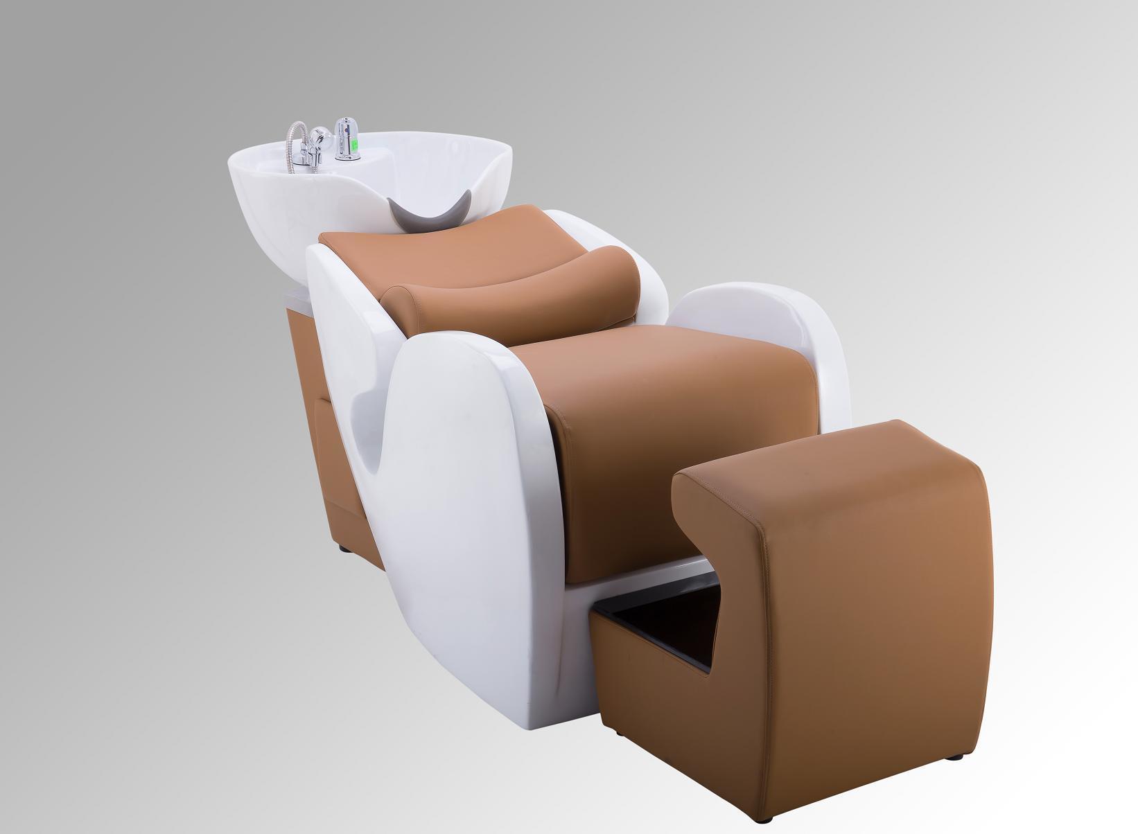 China fiber glass hair salon wash sink shampoo chair my for Wash hair salon