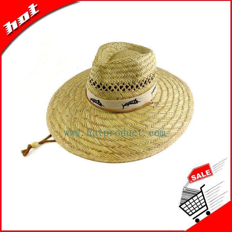 Straw Hat Sun Hat Rush Safari Hat
