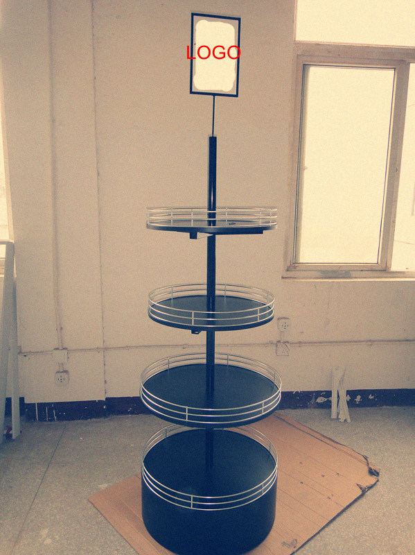 Metal Floor Display Stand/Advertising Stand