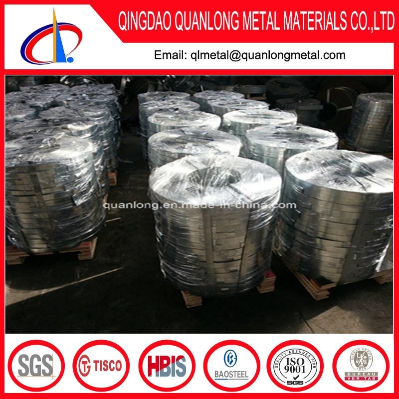 Dx51d Z60 Galvanized Steel Strips