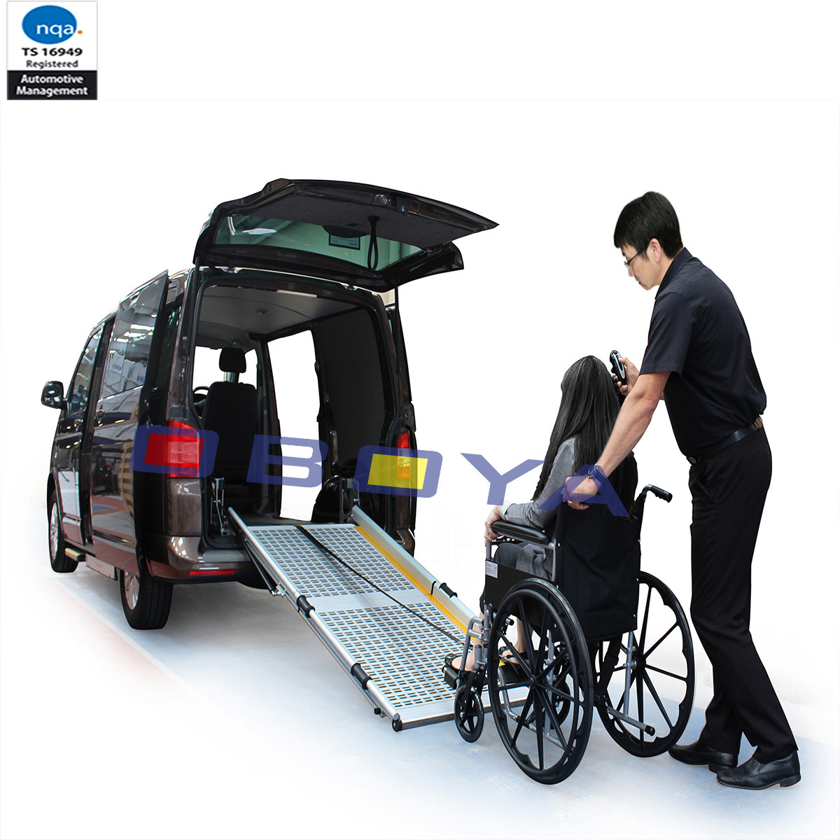 Auto Accessory, Aluminium Vehicle Access Ramp