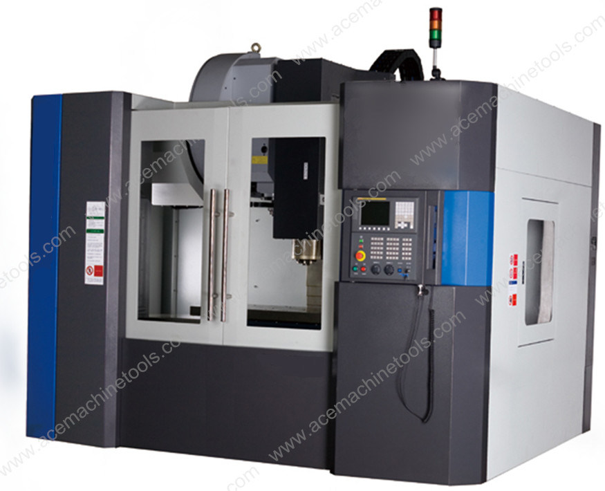CNC Lathe Vertical Machining Center (VCL1100C)