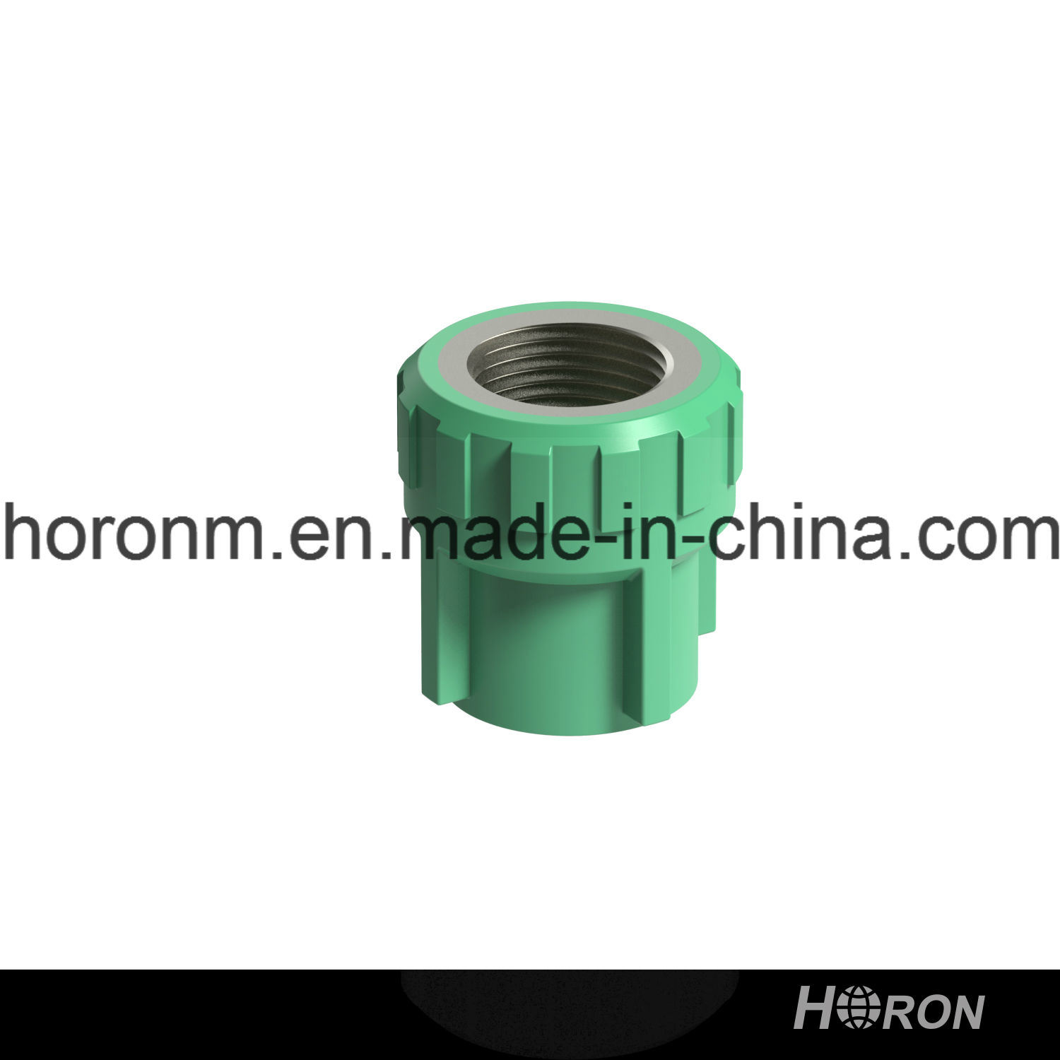 PPR Water Pipe Fitting (FAMALE THREAD COUPLING)