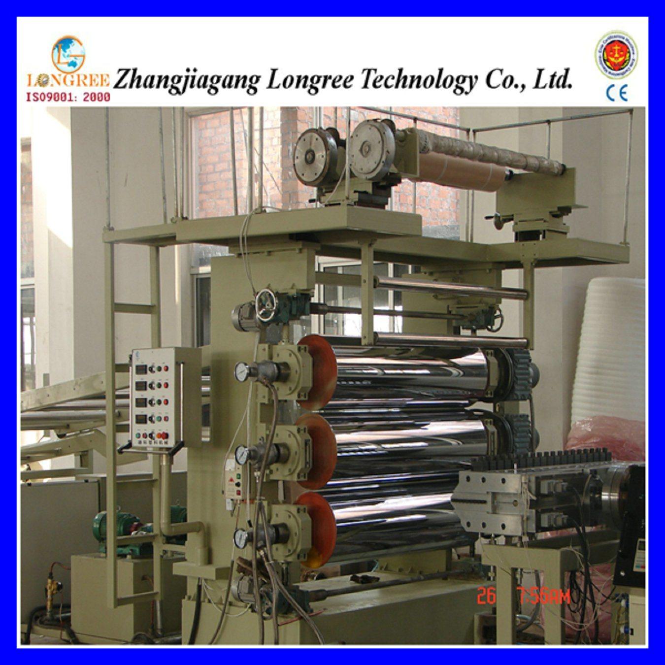 Plastic PVC/PE/Pet Foam Sheet Production Line, Plastic Board Extruder