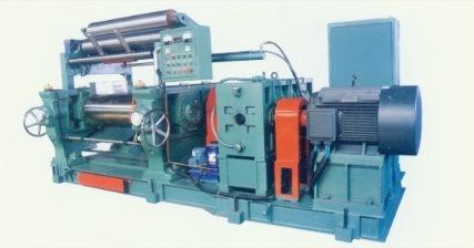 Open Rubber Mixing Mill Machine (XK-160-660)