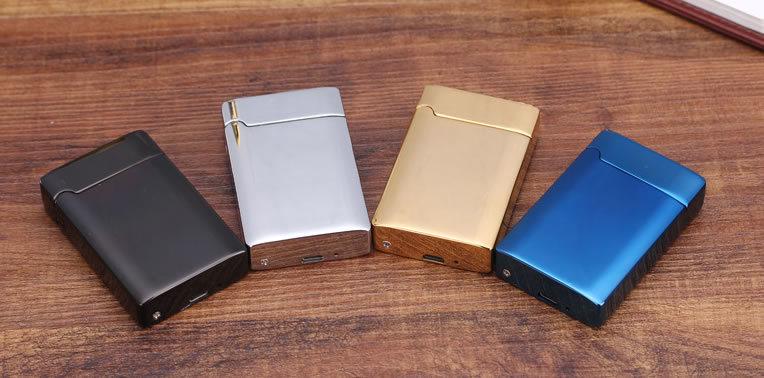 Rechargeable Double Pulse Plasma Tesla USB Arc Lighter