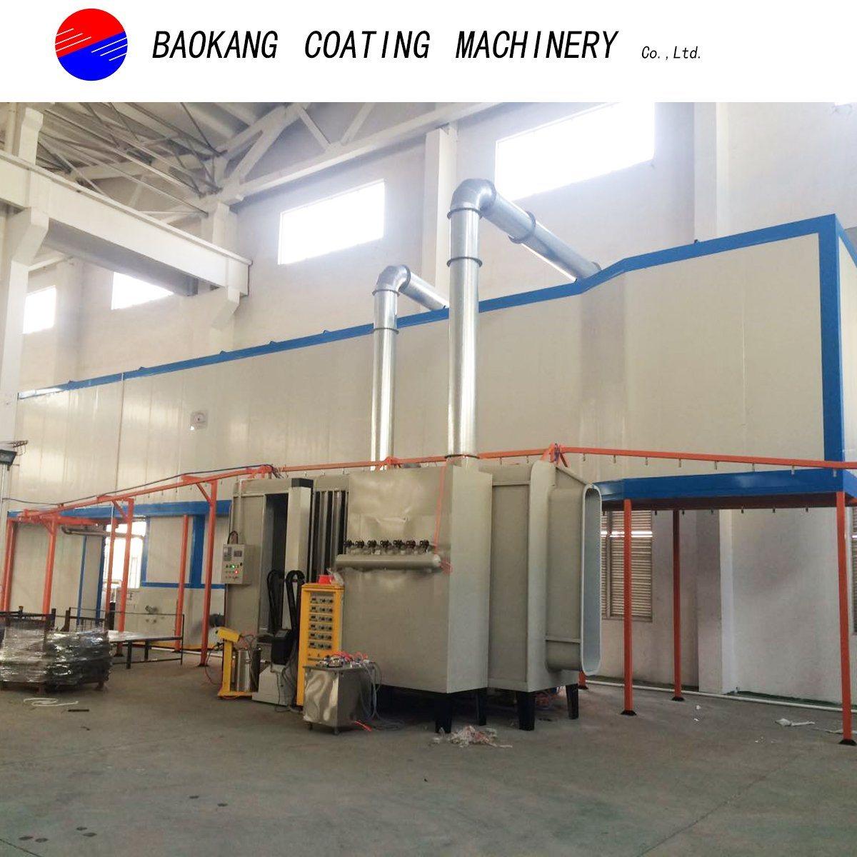 Mintype Powder Coating Production Line