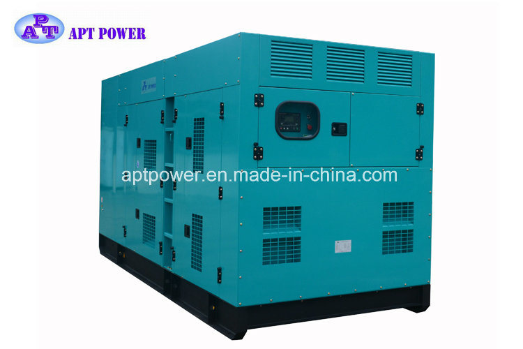 Standby 450kVA/360kW Deutz Generator for Industrial