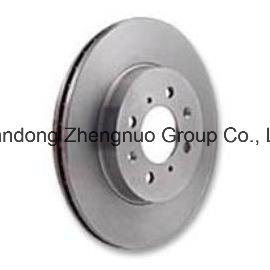 Top Quantity with Ts16949 Certificate Approved Brake Rotor