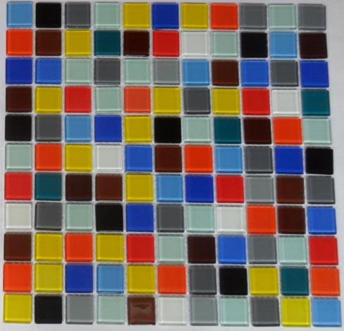 Swimming Pool Mosaic, Mosaic Wall Tile, Crystal Glass Mosaic (HGM377)