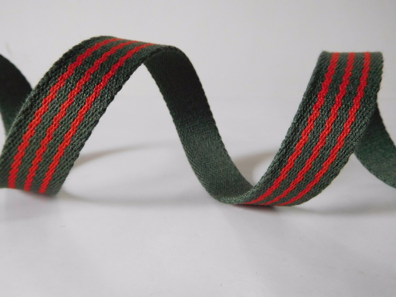 20mm Aramid Fiber Webbing for Fire Safety Clothes