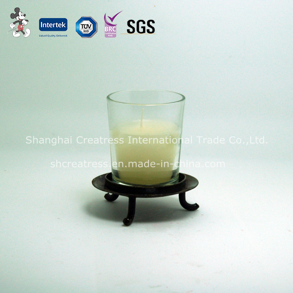 Wholesale Glass & Plastic Cup Candle