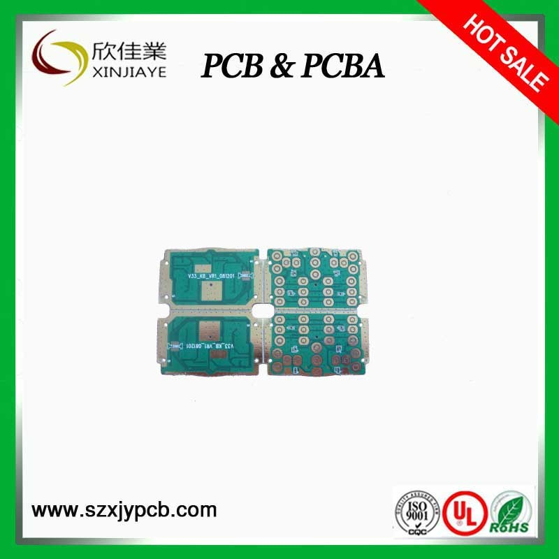 2 Layer Electronic Rigid PCB Manufacturing