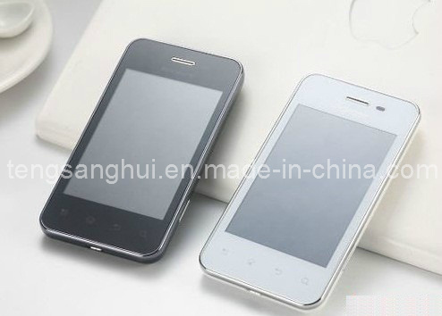 Android 2.3.6 Smart Phone -3.5inch Hvga TFT LCD Touch Screen 1GHz