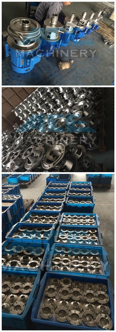 Sanitary Efficient Stainless Steel Homogenizer Pump High Shear Pump (ACE-RHB-B3)
