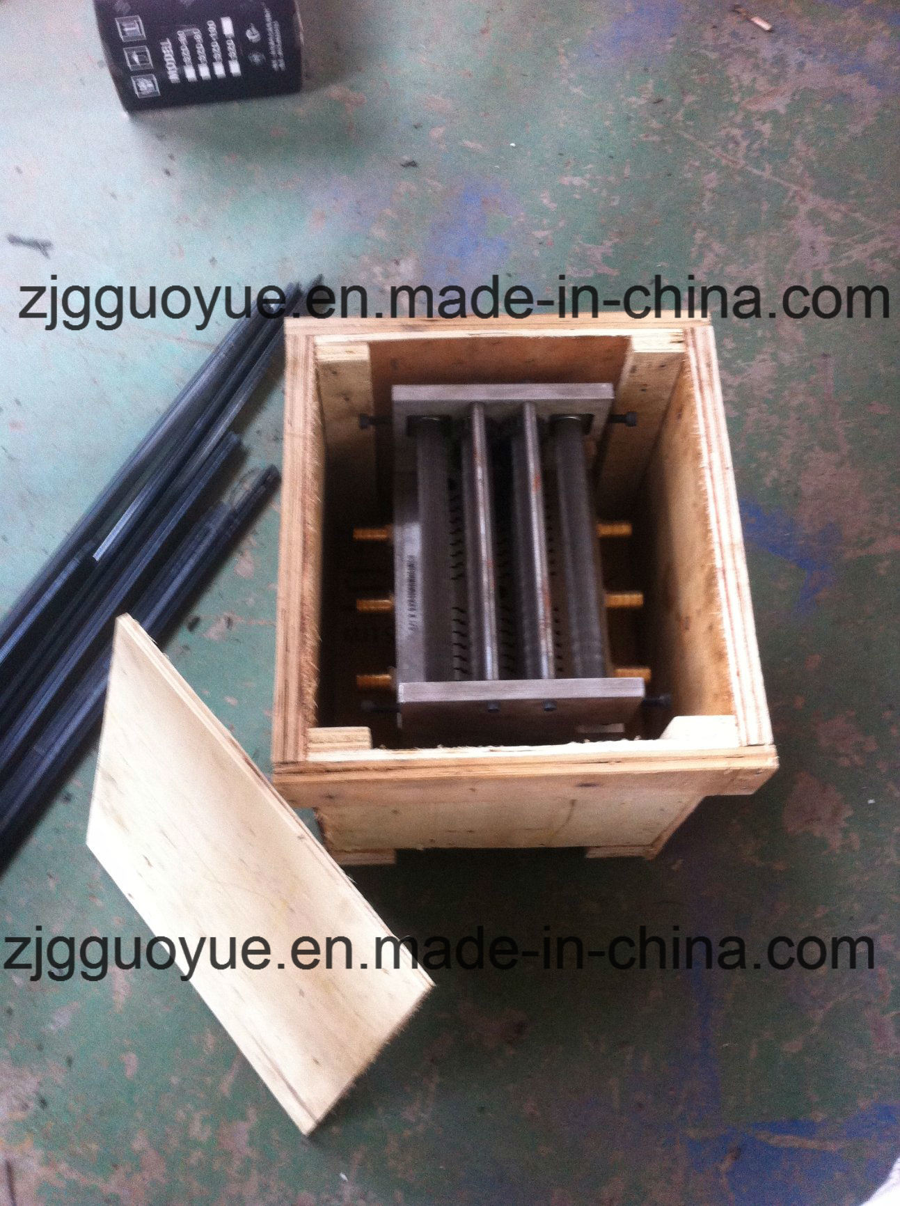 Nylon PA66 GF25 Strip Extrusion Line