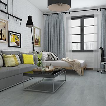 Luxury Textured Waterproof PVC Vinyl Plank Flooring