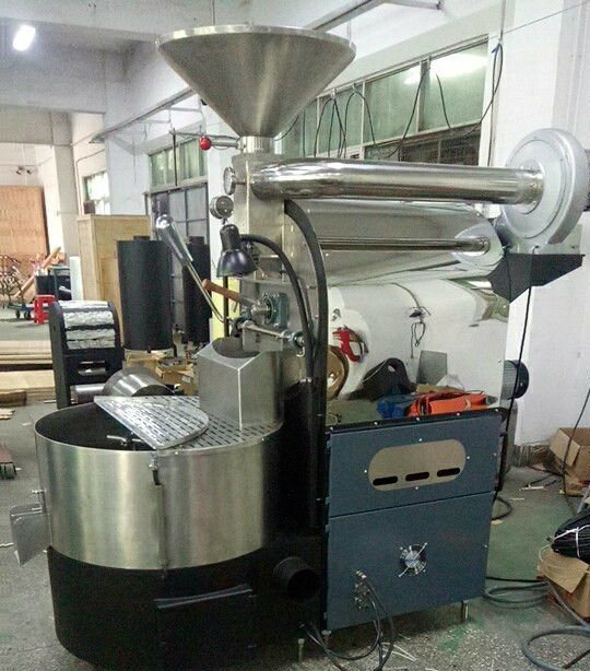 15kg Gas Coffee Roaster/15kg Coffee Roasting Machine