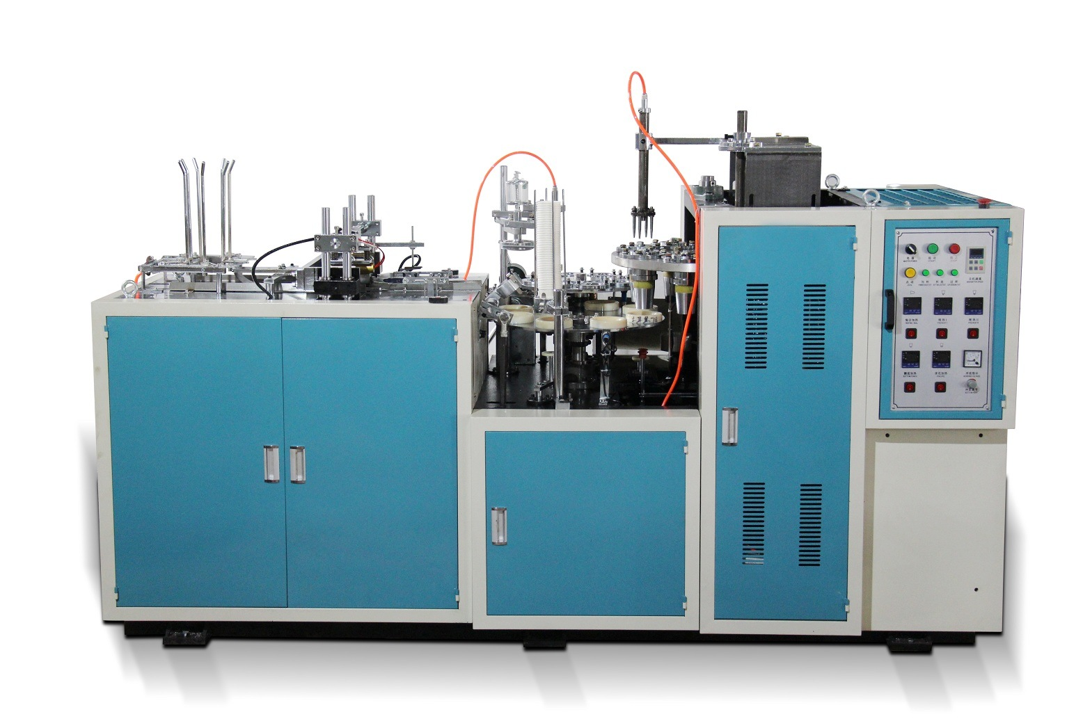 CE Approved Paper Cup Machine (ZB)