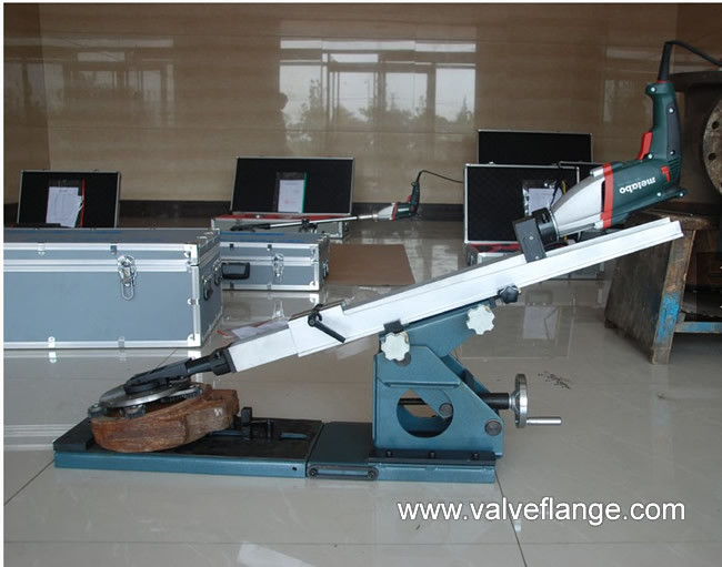 Multi-Funtional Portable Valve Grinding and Lapping Machine for Dia 20-630m