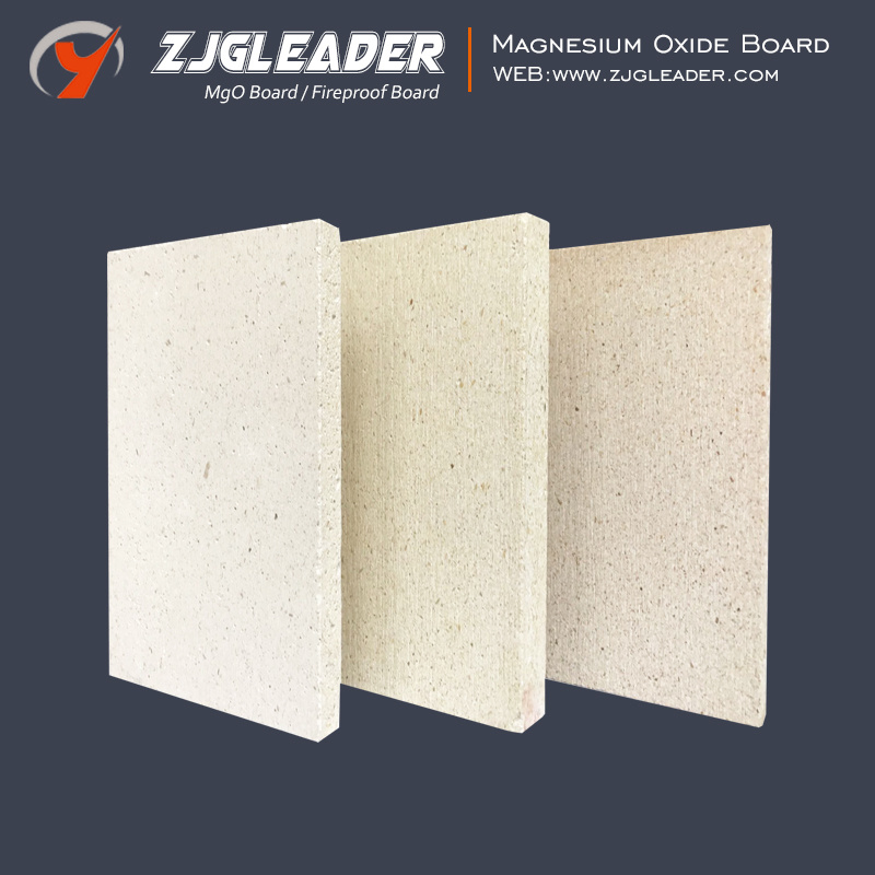 3mm Fireproof and Moistureproof Sanded MGO Board
