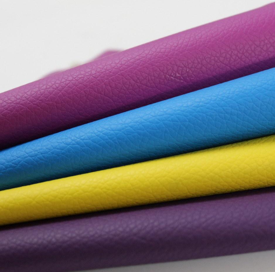 Semi PU Furniture Leather (Hongjiu-378#)