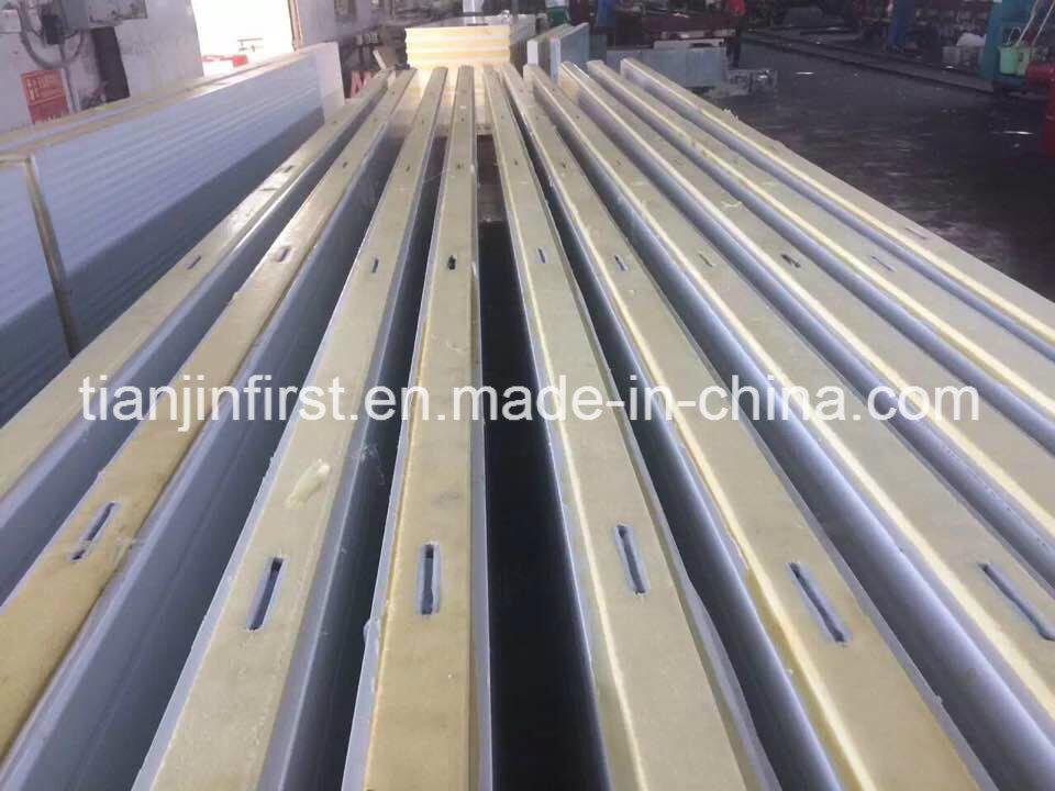 Polyurethane PU Foam Sandwich Roof Panel