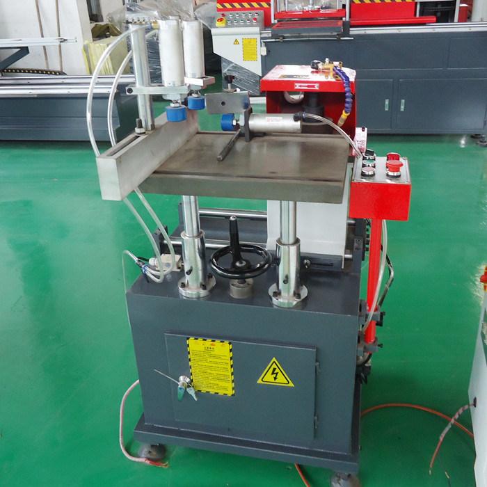 Double Aluminum Machine for Precise Cutting Profile