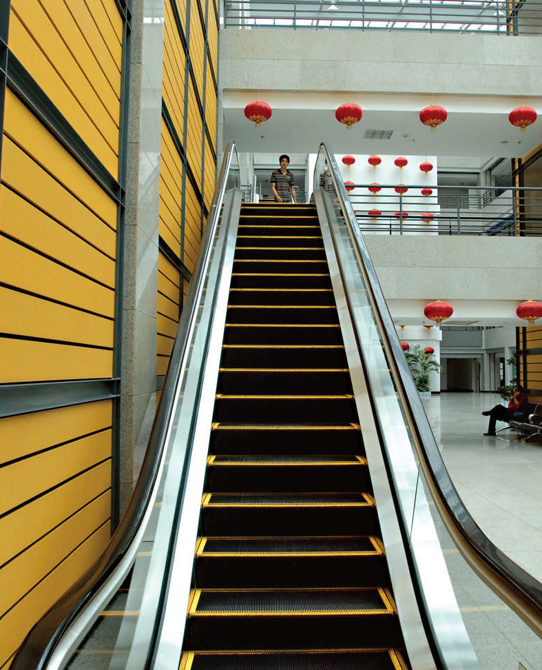 Automatic Passenger Conveyer Moving Walk Sidewalk for Supermarket