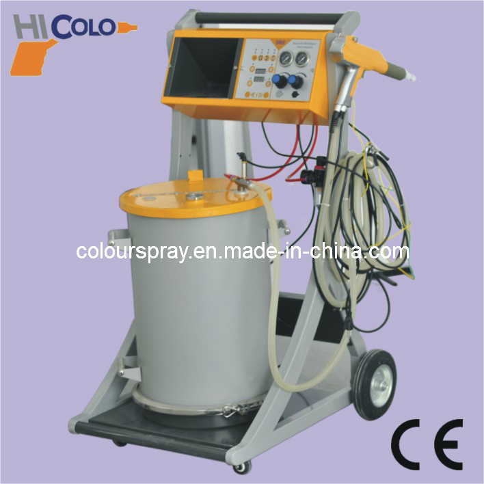 Electrostatic PARA Painting Equipment Metal Furniture Powder Coating (COLO-800D)