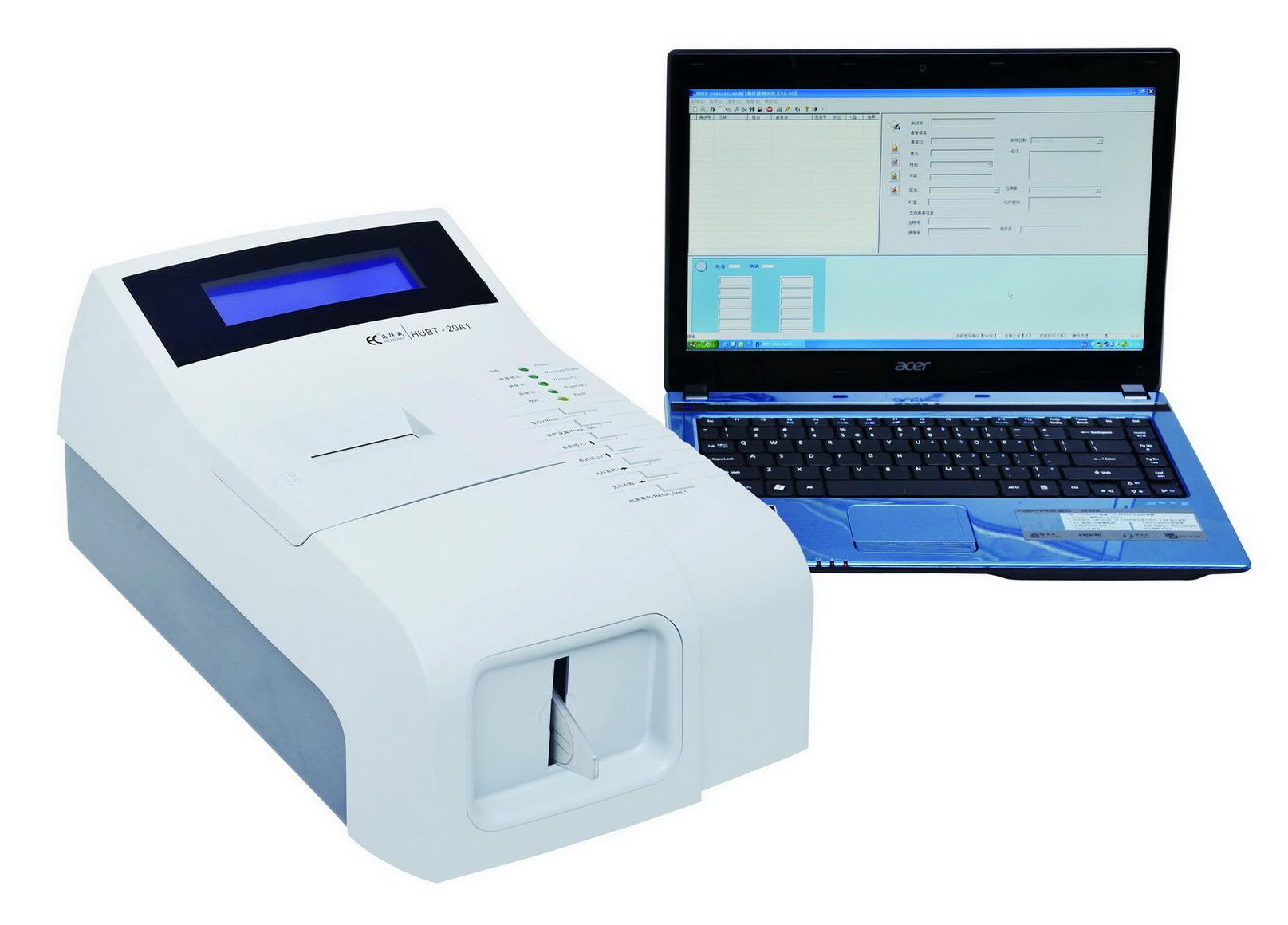Diagnostic Instrument for H. Pylori (Helicobacter Pylori Detector/Tester)