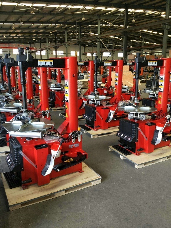 Automatic Tyre Changer for Car