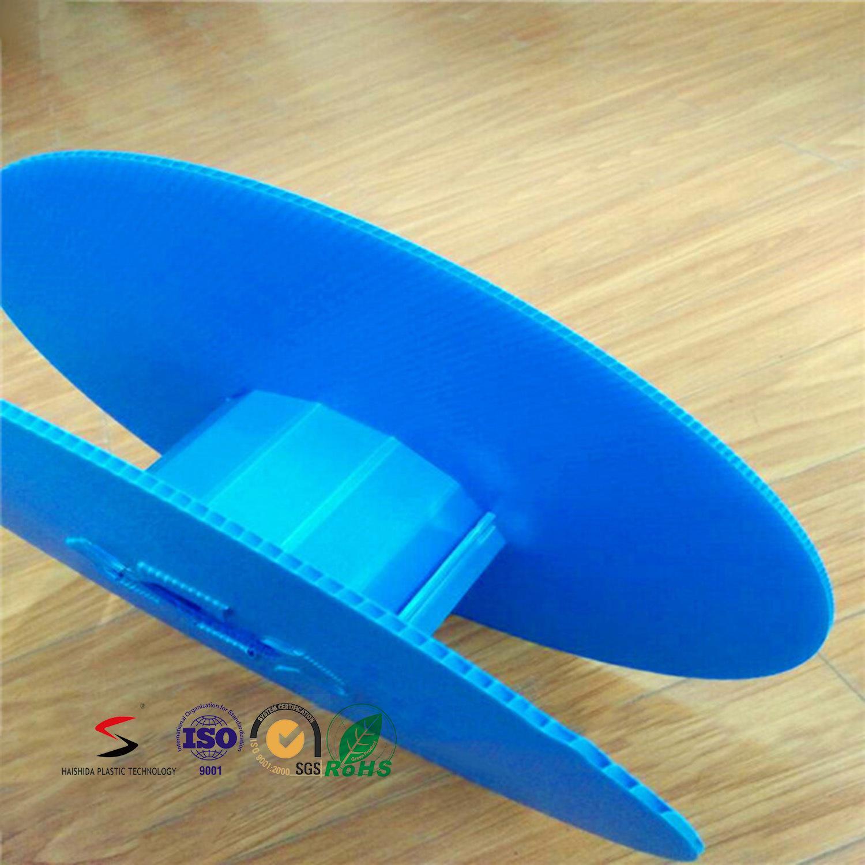 Waterproof Corrugated Plastic Trays