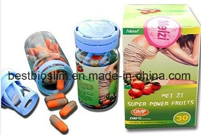 Original Mspf Meizi Super Power Fruits Slimming Pills Weight Loss Capsules