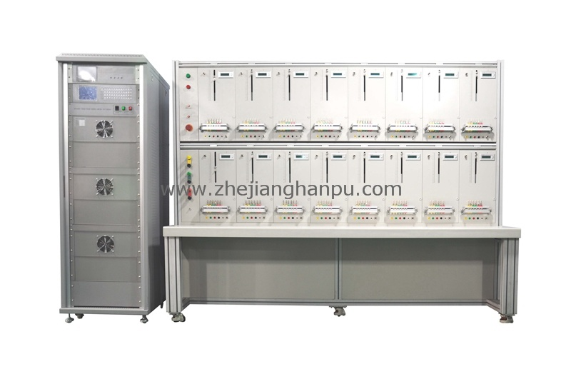 Three Phase Close-Link (split type) Energy Meter Test Bench with Isolated CT (PTC-8320E)