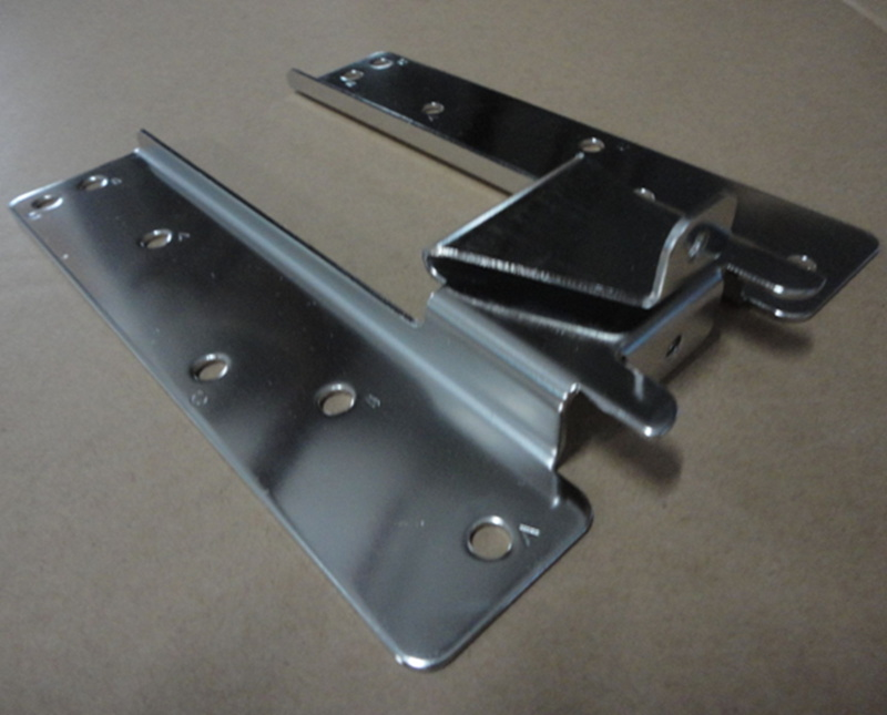 Telegraph Pole Mounting Bracket