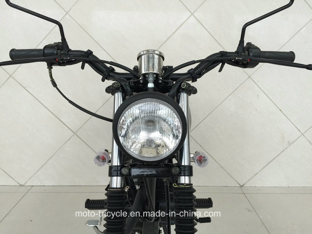 Motorcycle Cafe125cc Engine, 2017 New Model
