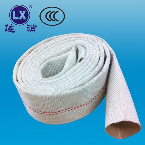 2.5 Inch High Pressure Flexible Fabric Rubber Fire Hose