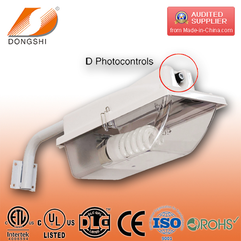 36W LED Bulb Plastic Street Light with Photocontrols