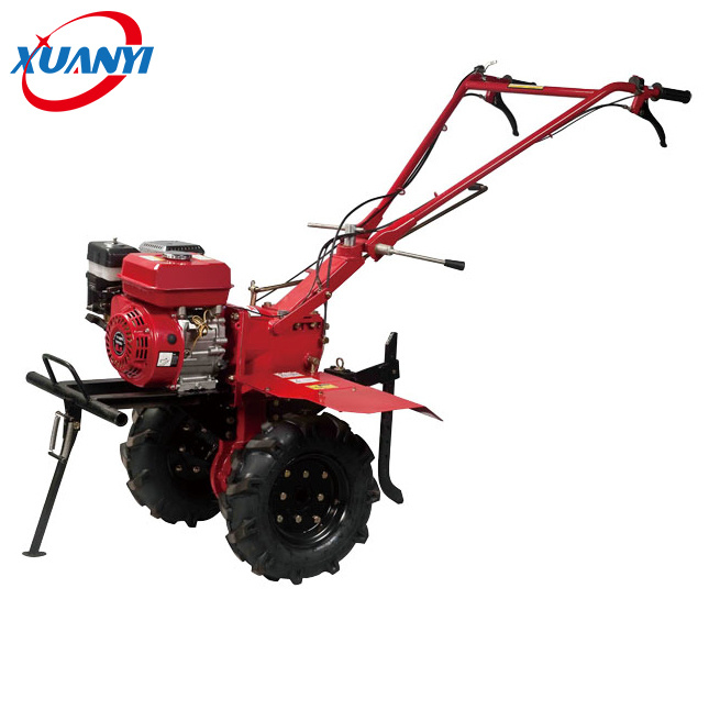 10HP Diesel Engine Farm Tractor with New Handles Power Tiller