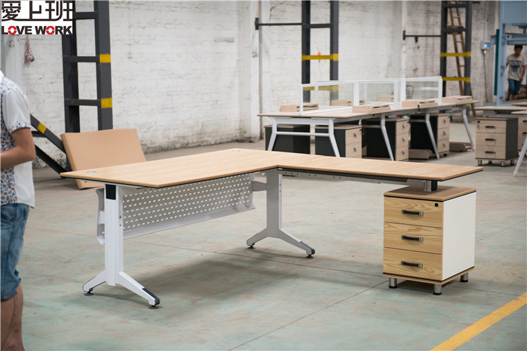 Modern Office Furniture Executive Wooden Office Desk