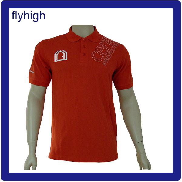 USA Fashion Pique Cotton Polo T-Shirt