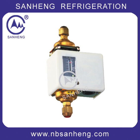 Differential Pressure Control with High Quality