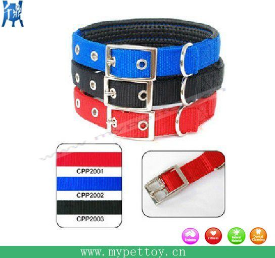 Nylon Dog Collar Pet Product