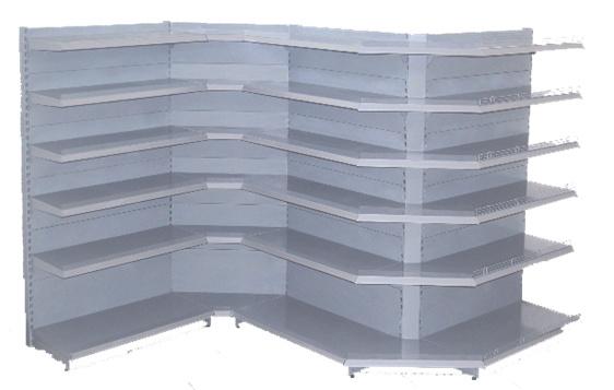 Store Display Shelf From Hegerls
